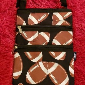 Awesome NGIL Football Purse